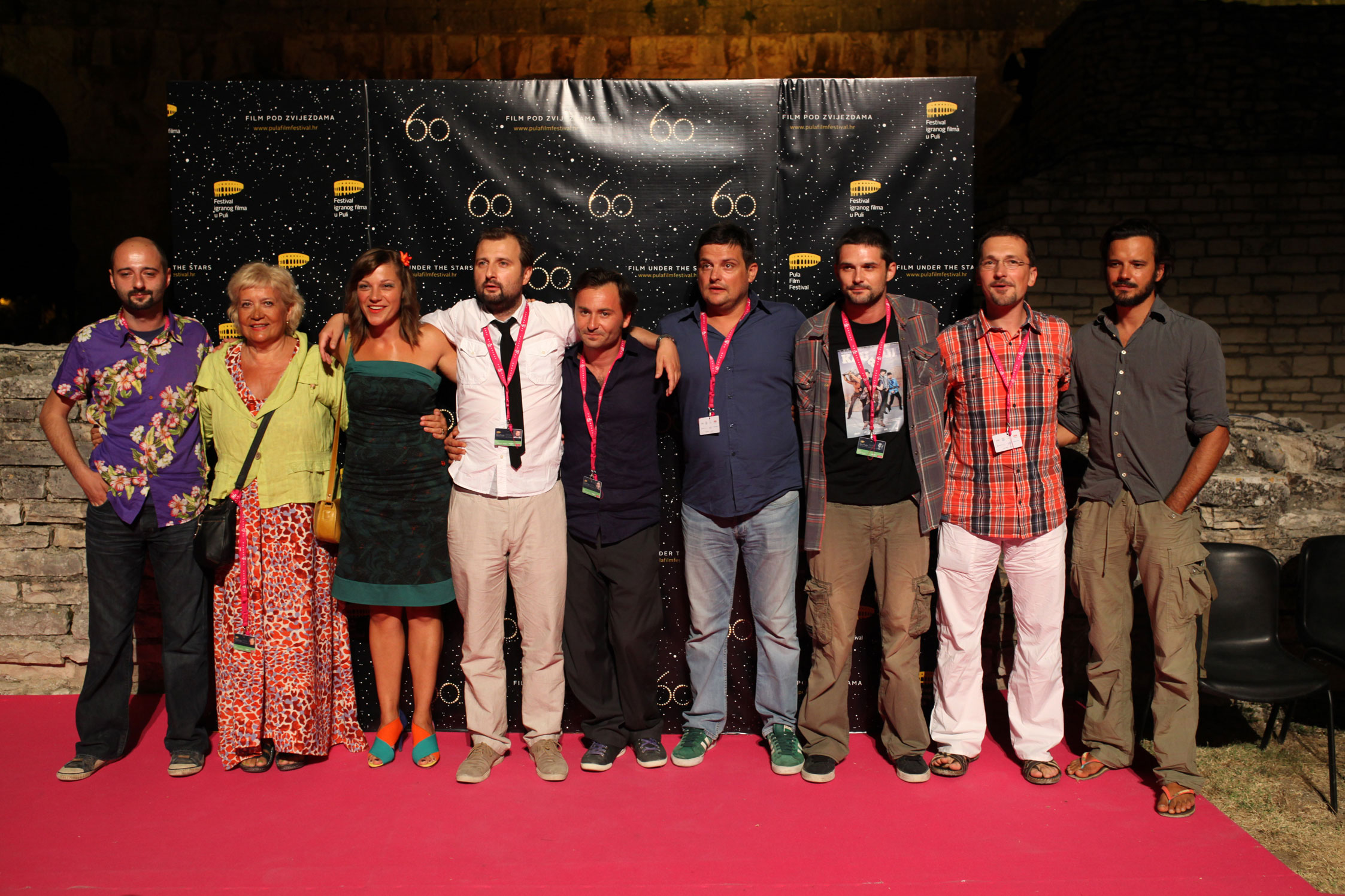 Cowboys' premiere and audience award at Pula Film Festival